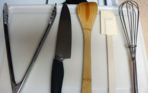 Image of Kitchen Utensils