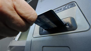 Travel a lot? Want to access your cash without ATM fees?