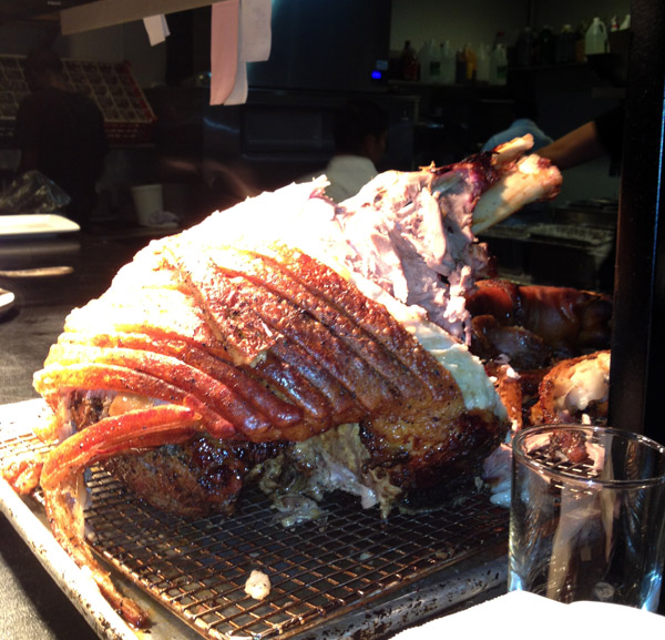 Picture of Roast Pork at Cochon