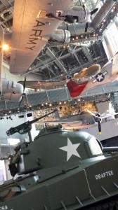 Image of the World War 2 Muesum