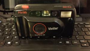 Image of Vivitar Point and Shoot Camera