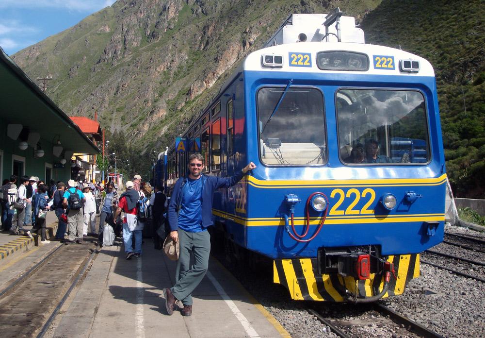 Image of Peru Rail Machu Picchu