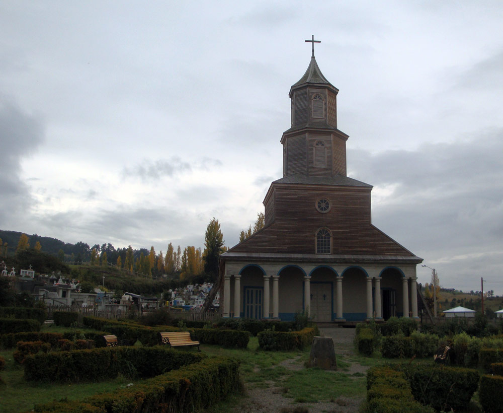 Image of The church at Nercon