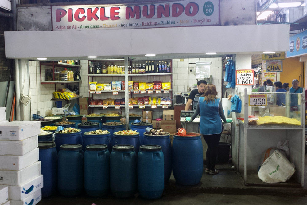 Image of Pickle World at La Vega.