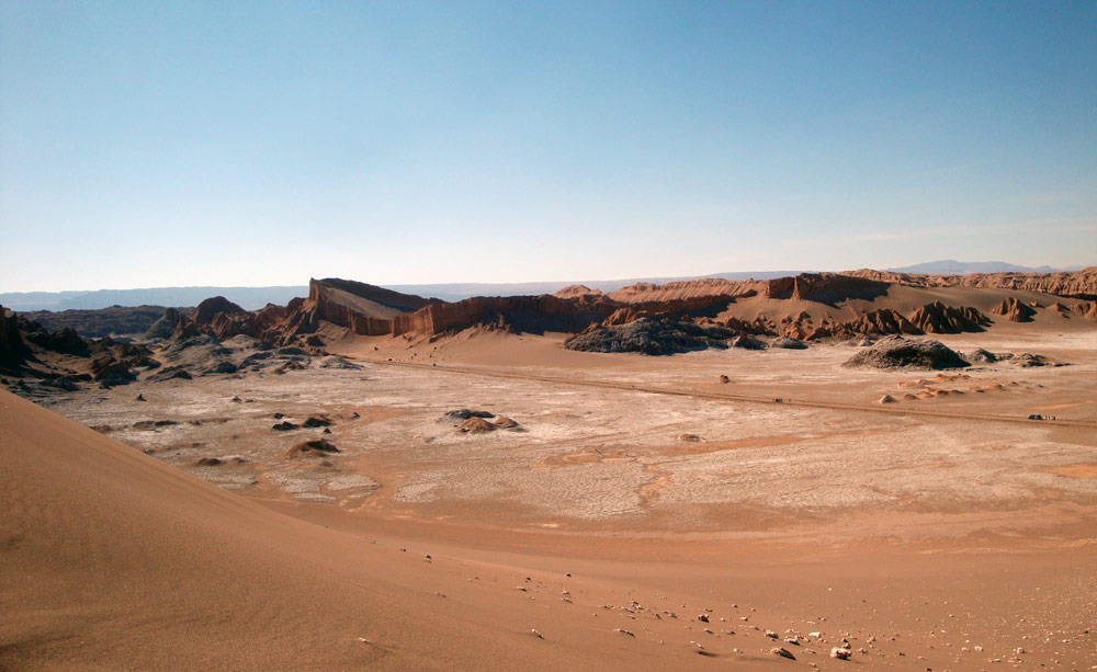Image of Amphitheater at Valle de la Luna