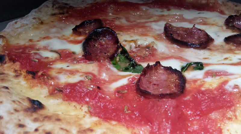 Image of Pizza from Siamo nal Forno.