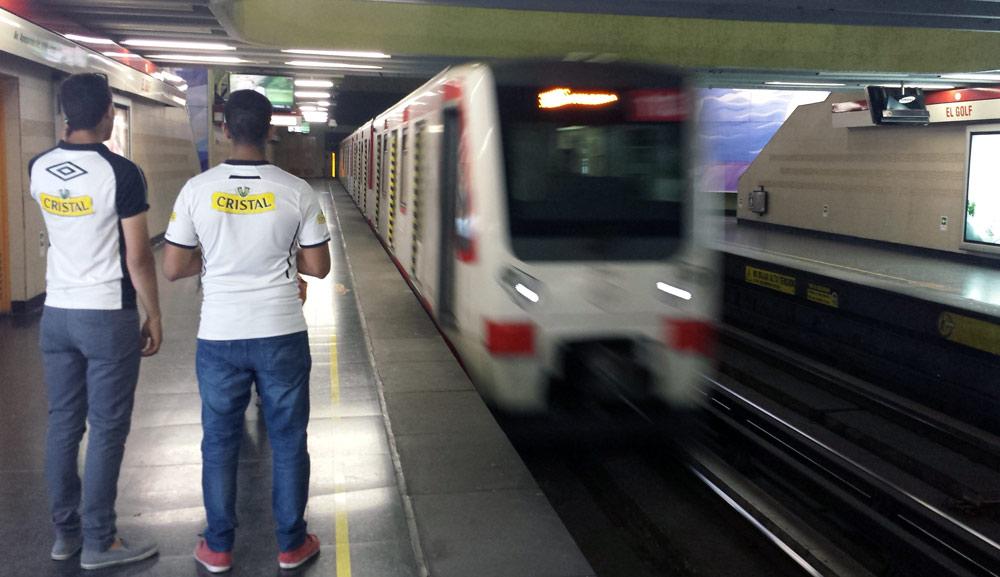Image of Santiago Metro