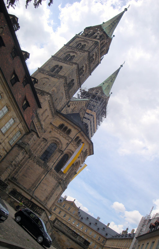 Image of Bamberg Cathedral