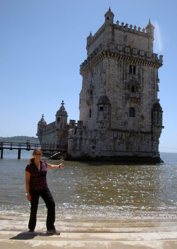 Image of Behold, Belem Tower.