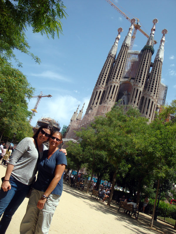 Image of Sagrada Familia