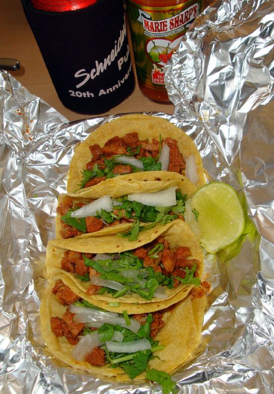 Image of tacos al pastor