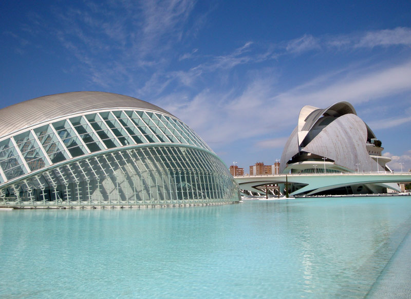 Image of Valencia City of Arts and Sciences