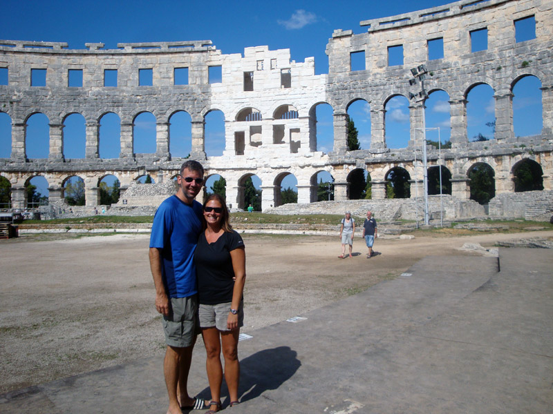Image of Pula Arena