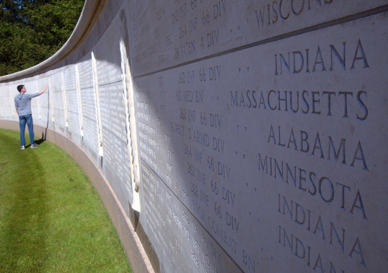 Image of Normandy American Memorial