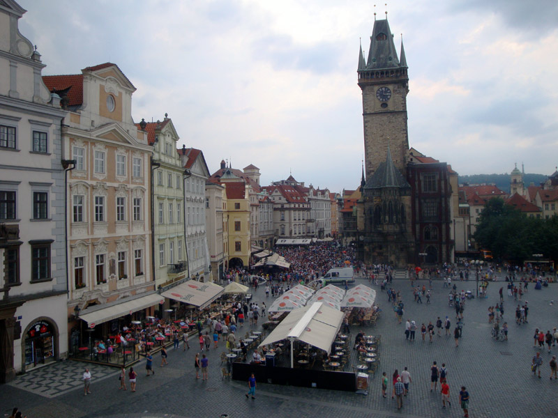 Image of Prague Old Town Square