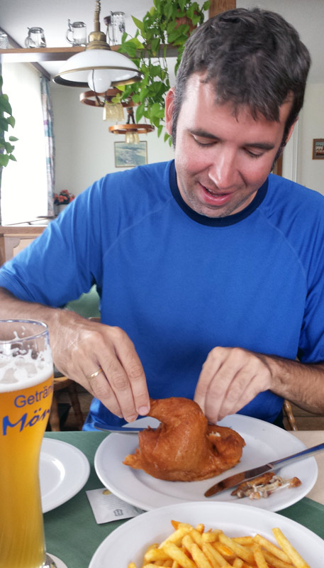 Image of Gasthaus Huber Fried Chicken