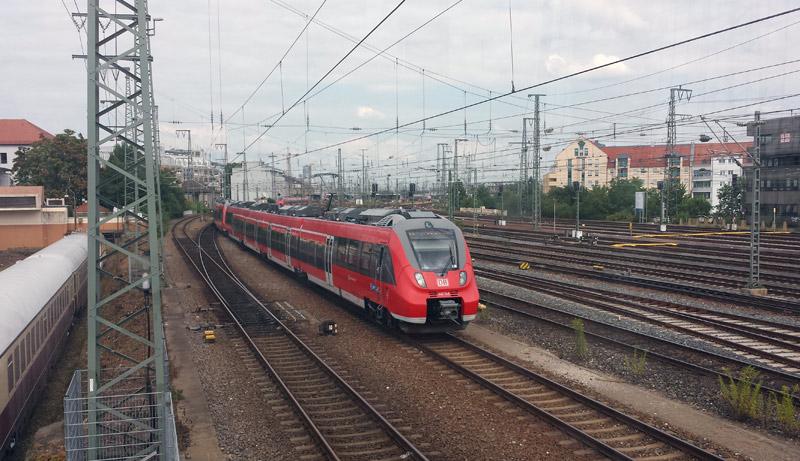 Image of Nurnberg Trains