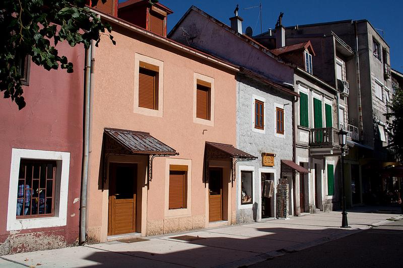 Image of Street in Cetinje