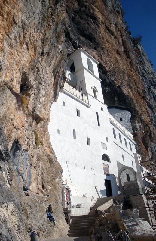 Image of Ostrog Monastery