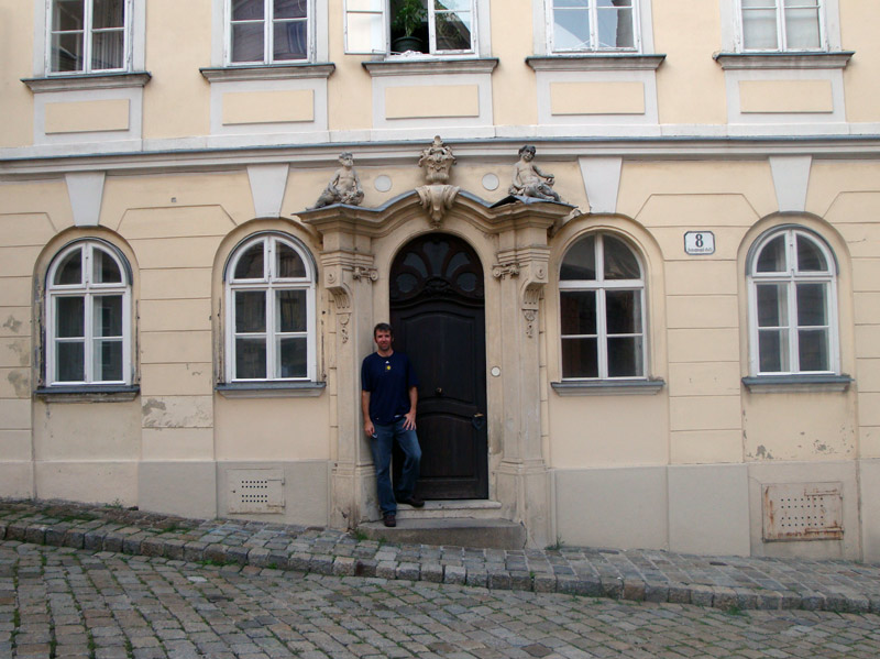 Image of Third Man Doorway