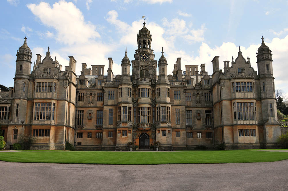 Image of Harlaxton Manor