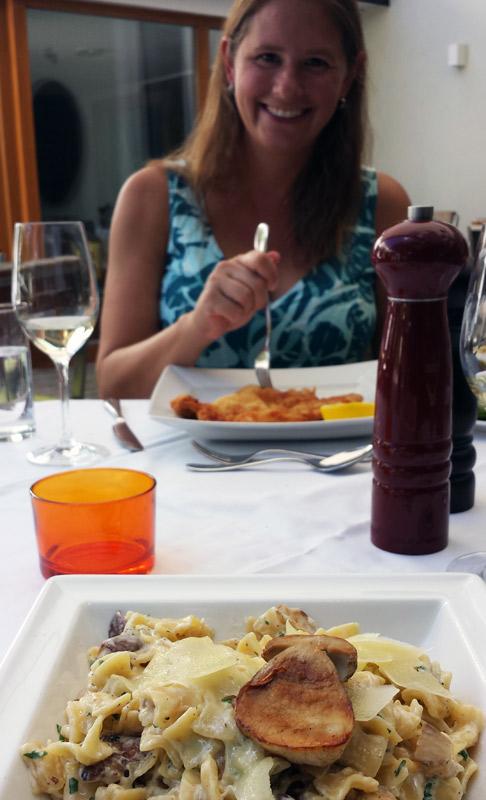 Image of Lunch at Hajszan Neumann