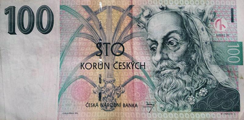 Image of Czech Koruna