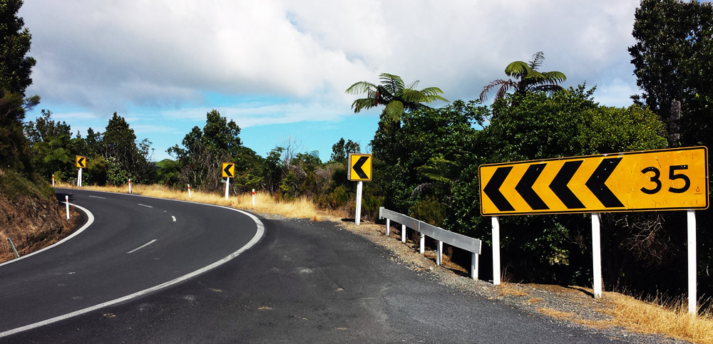 Image of New Zealand Road