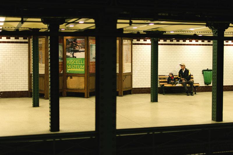 Image of Budapest Line 1 Station