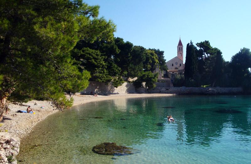 Bol Croatia Beach