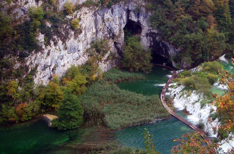Image of Plitvice_Boardwalk