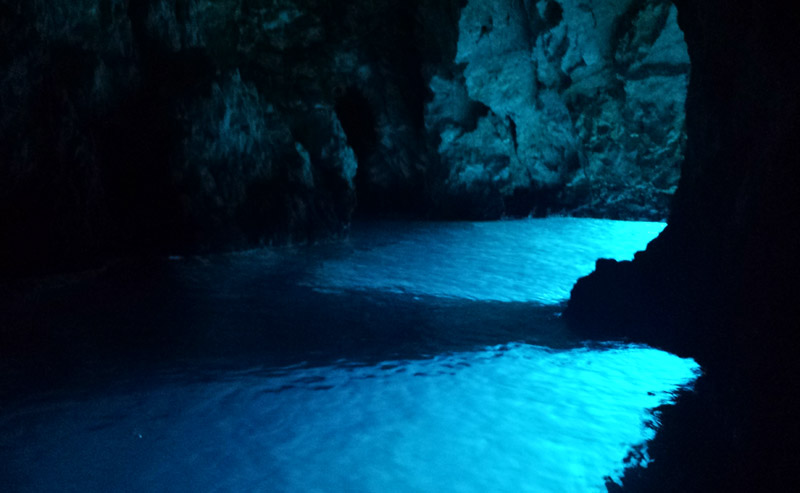Image of Blue Cave of Biševo