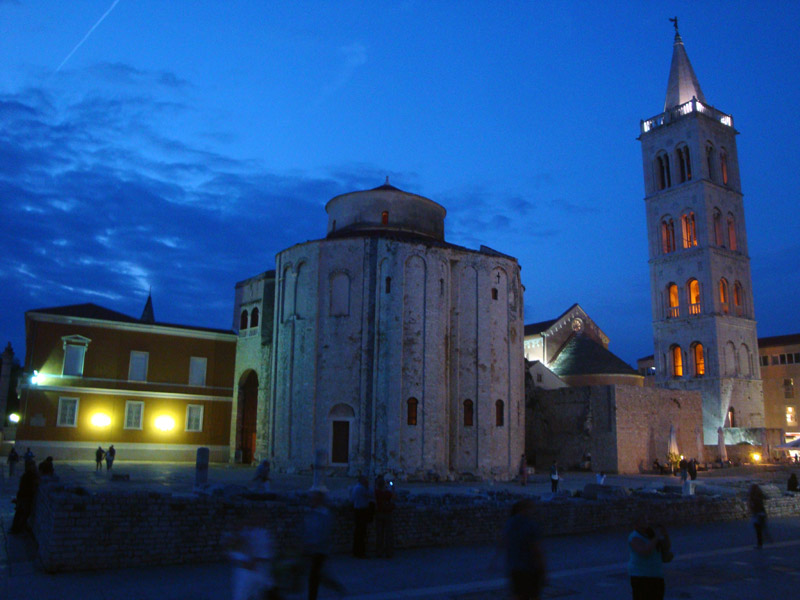 Image of St. Donatus Church Zadar