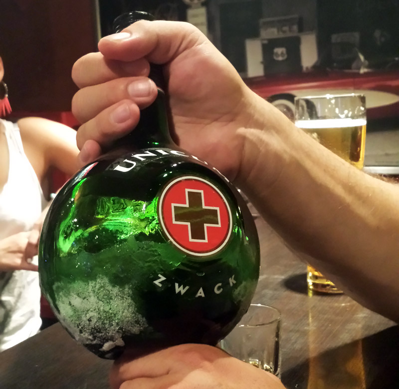 Image of Zwack Unicum Bottle