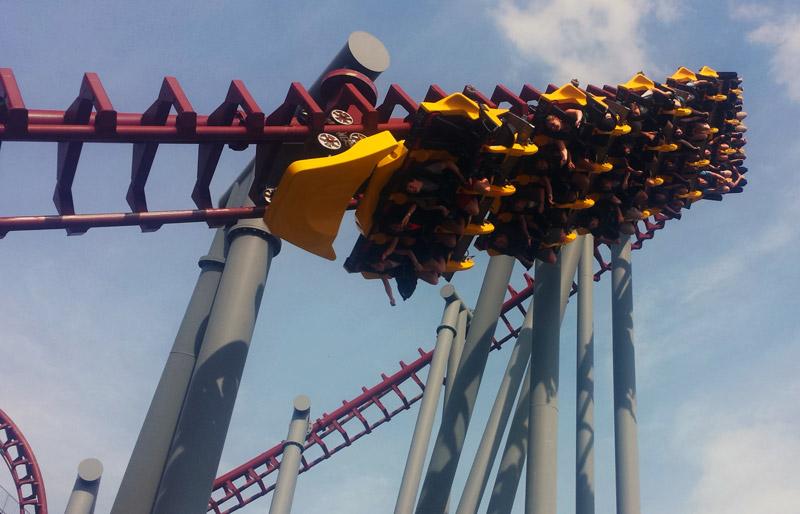The Cincinnati Two-Step: Roller Coasters and Baseball