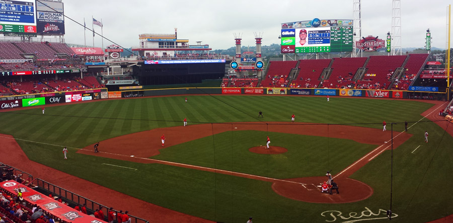 Image of Great American Ballpark