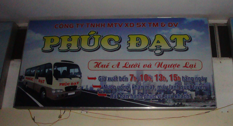 Our Nineteen Hour Bus Ride in Vietnam the Week Before Tet