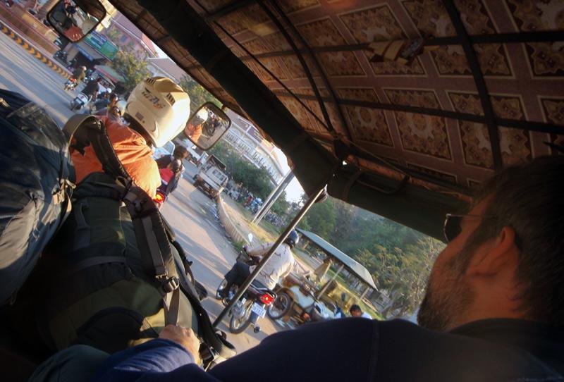 Image of Siem Reap Tuk-tuk