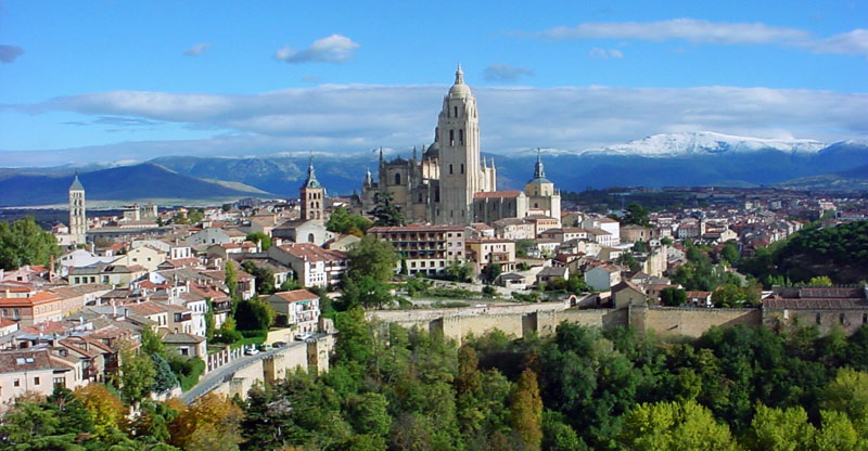Image of Segovia, Spain