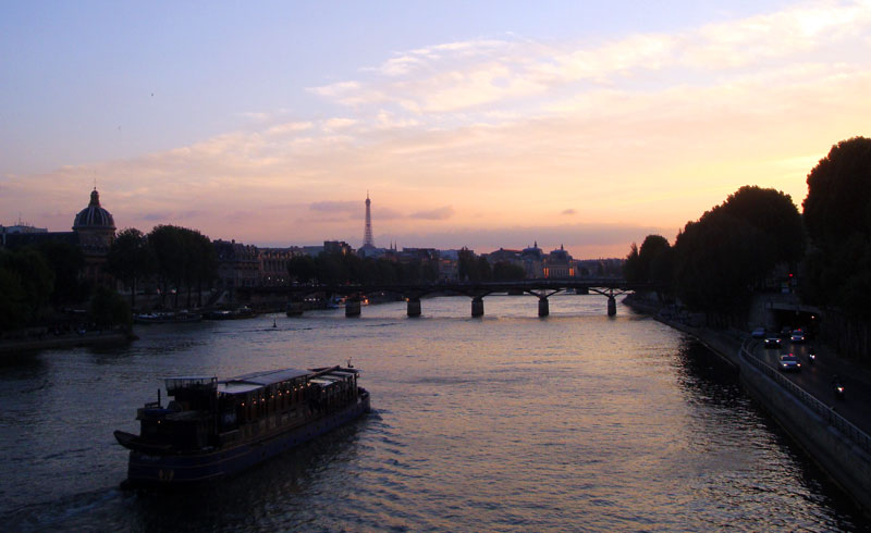Image of Seine in Paris