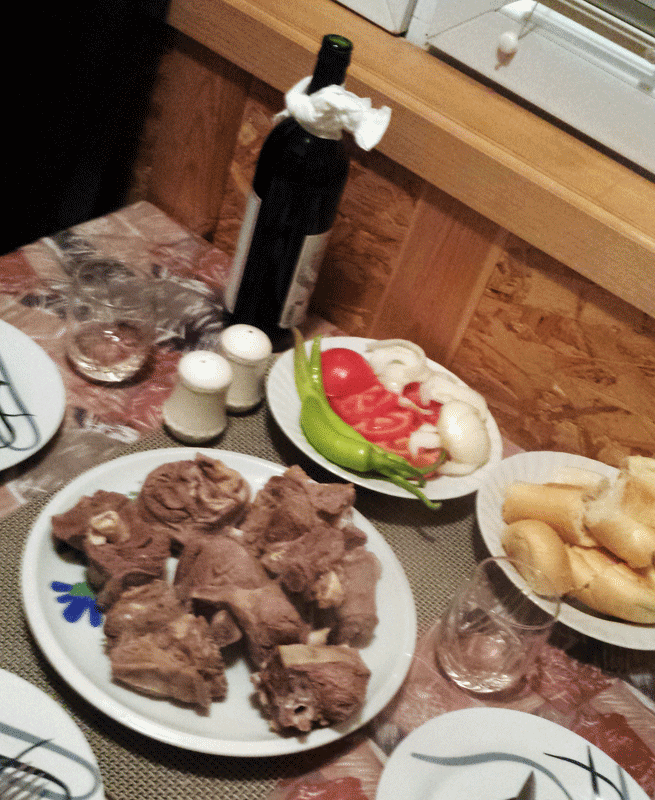 Image of Boiled Lamb in Montenegro