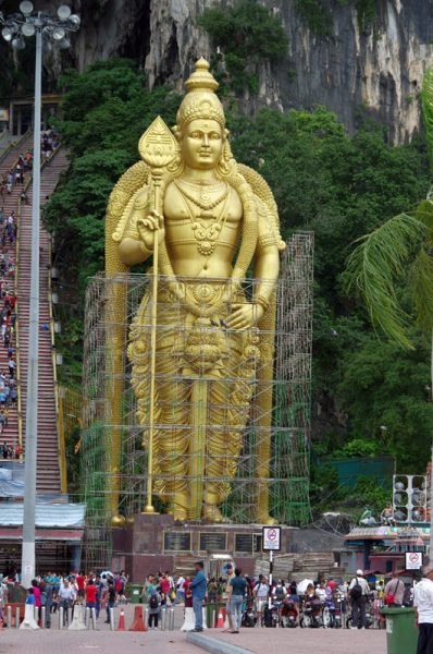 Image of Batu Caves Entrance