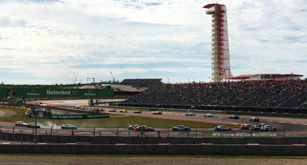 Image of Austin COTA Porsche Cup
