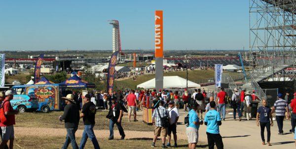 Image of Austin Cota Grandstand Pylons