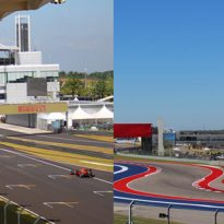 Comparing the Formula 1 Malaysian Grand Prix  and the United States Grand Prix