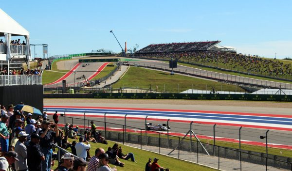 Image of Turn 18 and 1 at COTA.