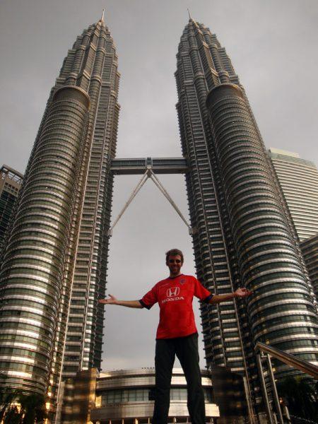 Image of Petronas Towers Kuala Lumpur